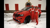 Jeep Grand Cherokee SRT8 Formula 1