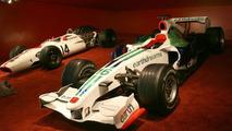 Honda Racing F1 Team's RA108 and new-look livery displayed at Geneva