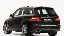 2012 Mercedes-Benz M-Class by Brabus - 25.11.2011
