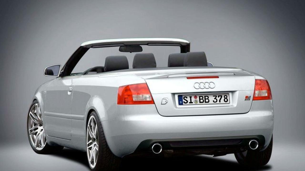 Audi A4 2.0 TFSI Convertible by B&B