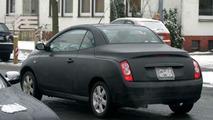 2006 Nissan Micra Coupe Convertible Spy Photos