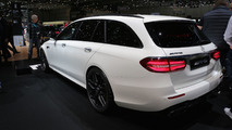 Mercedes-AMG E63 S wagons its tail in Geneva