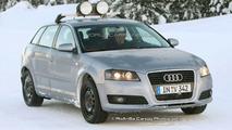 Audi A3 Facelift Spy Photo