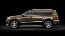 All new 2013 Mercedes-Benz GL-Class official info
