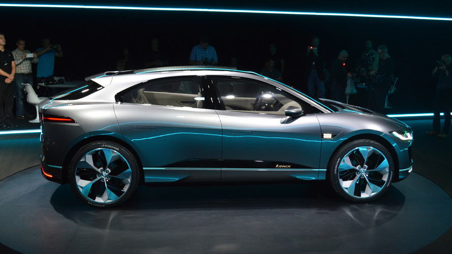 Jaguar I-Pace will be built in Austria