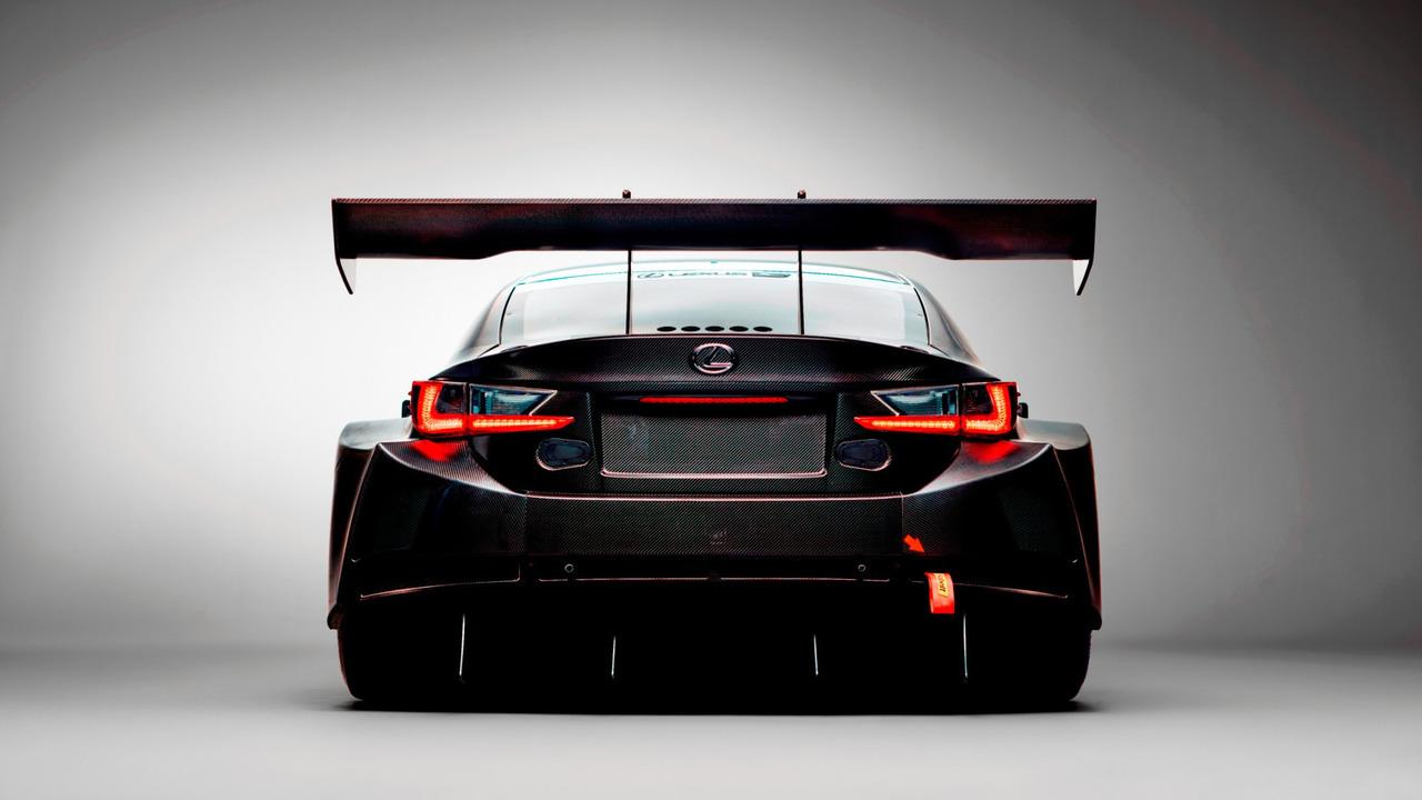 2017 Lexus RC F GT3