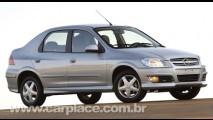 Recall - Chevrolet convoca Celta, Prisma e Classic para verificar cinto de segurança