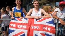 Dan Wheldon fans