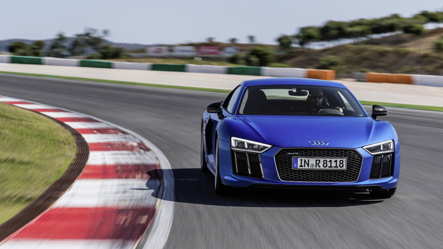 Audi R8 set to gain twin-turbo V6 entry-level model