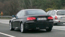 SPY PHOTOS: BMW M3 Coupe Cabrio