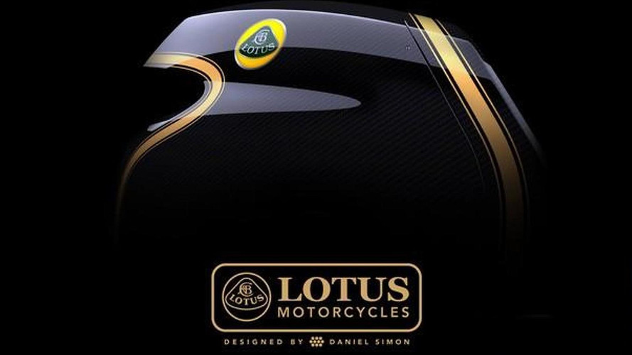Lotus C-01 motorcycle announced