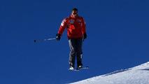 Schu still a 'sensitive issue' at ski crash site - report