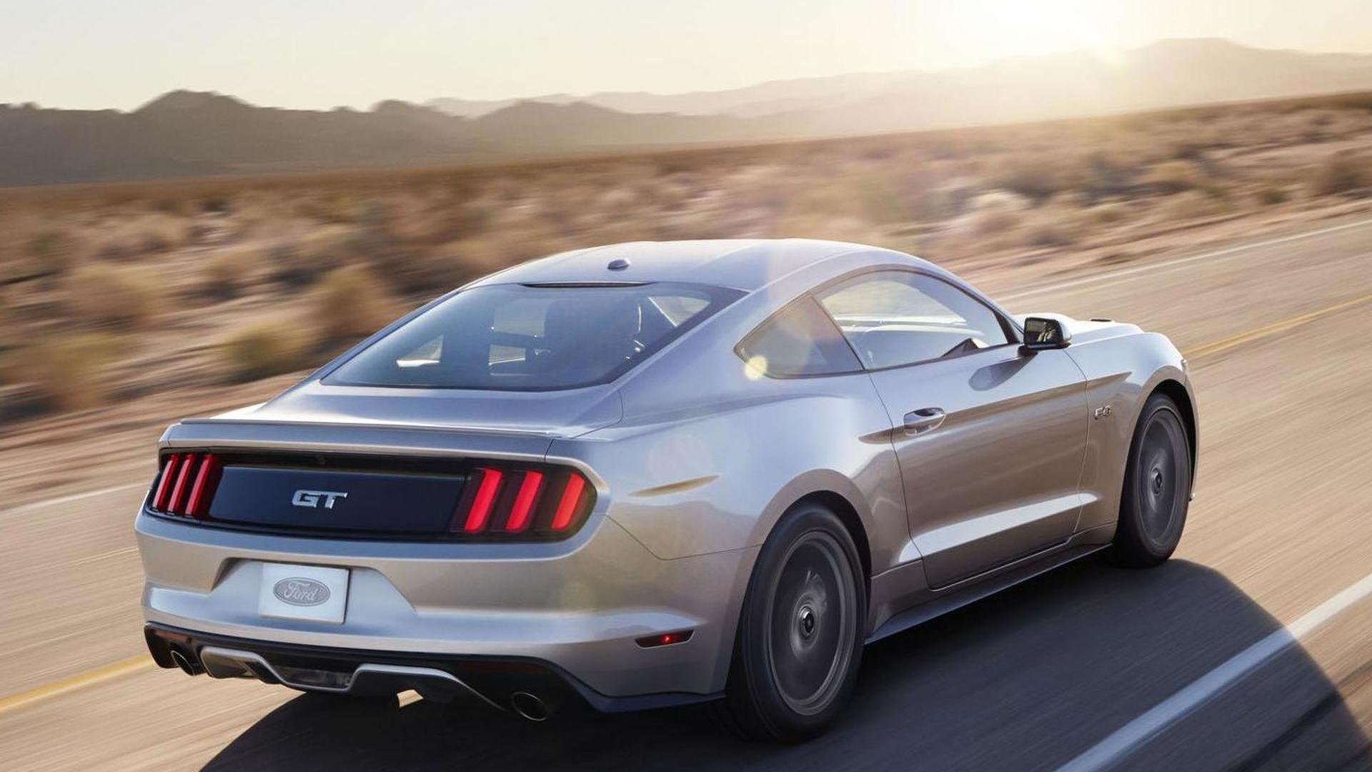 Ford exec says the Mustang platform could spawn additional models, possibly a Lincoln - report