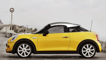 2014 MINI rendered as Coupe, Roadster & Convertible