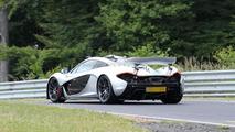 2014 McLaren P1 XP2R limited edition spy photo 17.07.2013