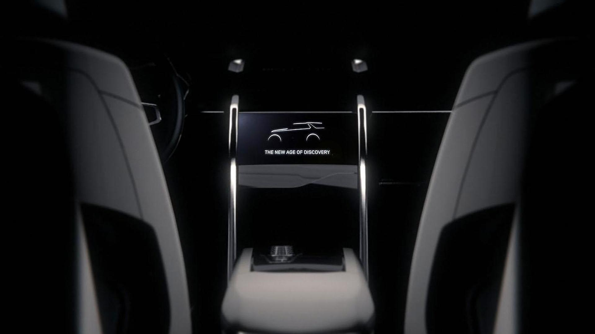 Land Rover Discovery Vision Concept announced, will debut in New York [video]