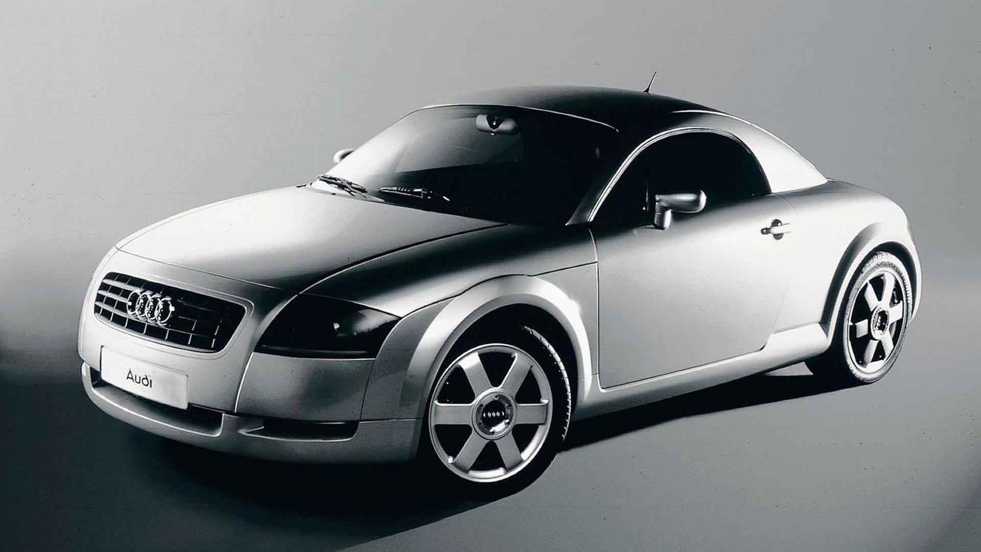 Audi museum goes State of the ArTT, celebrates the TT