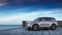 SsangYong XLV B-Segment SUV Concept