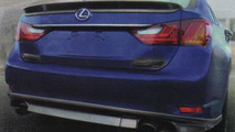 Report says Lexus GS F and four-door RC F coming in 2016