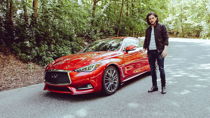 King of the North Kit Harrington debuts new ad for Infiniti Q60