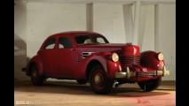 Cord 812 Beverly Sedan