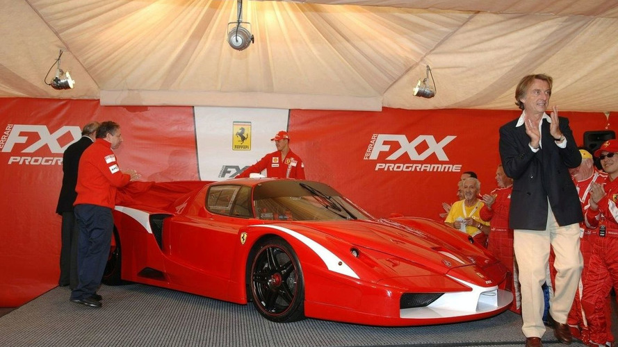 On-board video with a Ferrari FXX Evolution at Imola