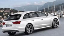 2014 Audi A4 speculative rendering
