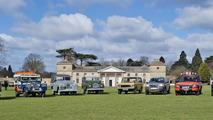 Land Rover 65th anniversary 30.4.2013
