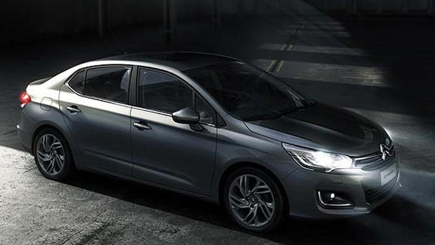 2013 Citroen C4 Sedan to arrive in Latin America