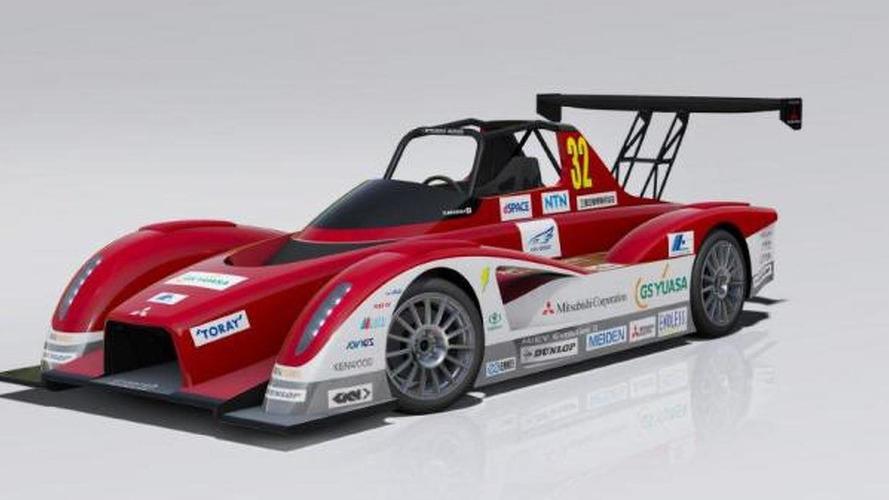 Mitsubishi MiEV Evolution II to race at Pikes Peak