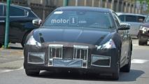 2017 Maserati Quattroporte spy shots