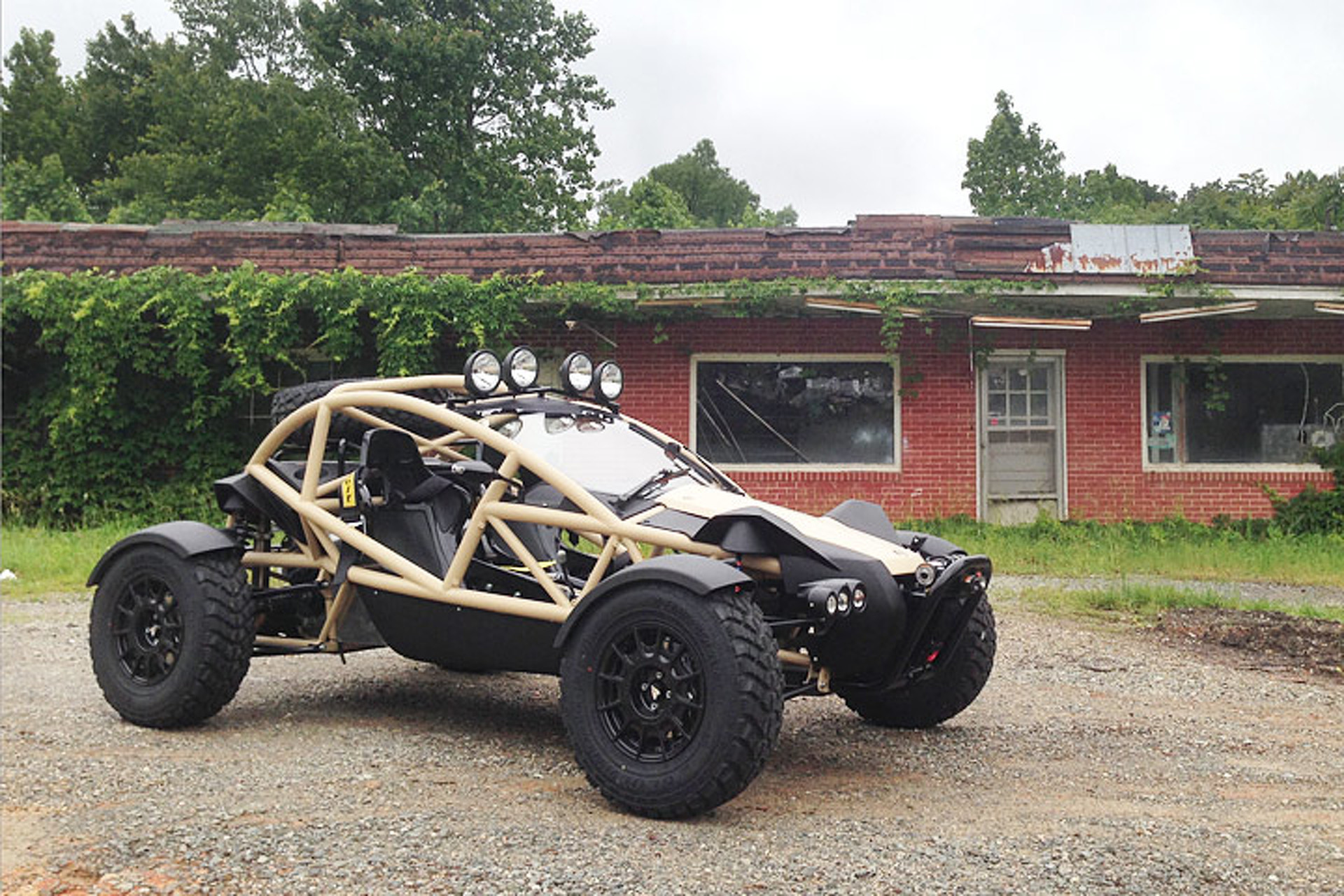 Ariel Nomad Off Roader Now Available In The Us For 78 200