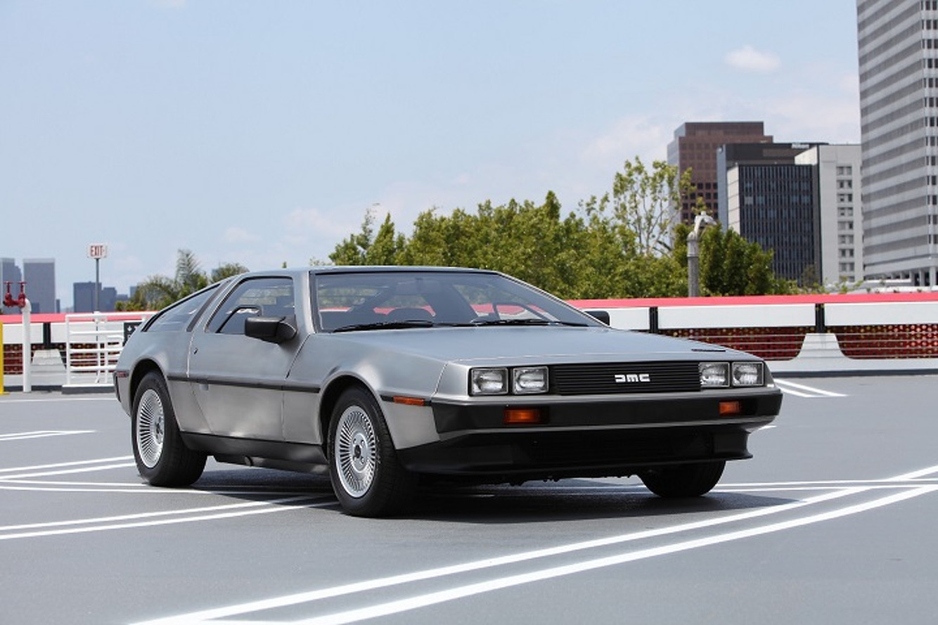 Matt Farah is Selling His Super Clean DeLorean