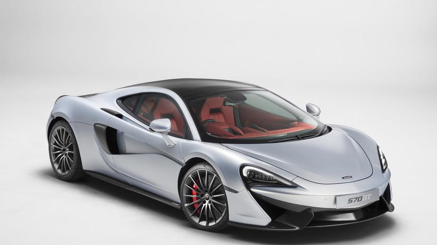 McLaren 570GT starts from £154,000