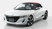Honda reveals limited-run S660 CONCEPT EDITION