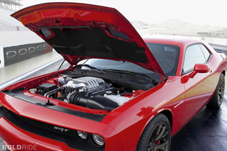 Very First Dodge Challenger SRT Hellcat Goes to Barrett-Jackson Las Vegas