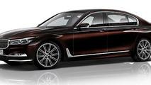 BMW 7-Series Individual revealed [video]