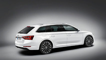 2015 Skoda Superb Combi goes official with huge 660 liter trunk