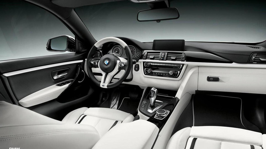 BMW Individual upgrades the 4-Series Gran Coupe
