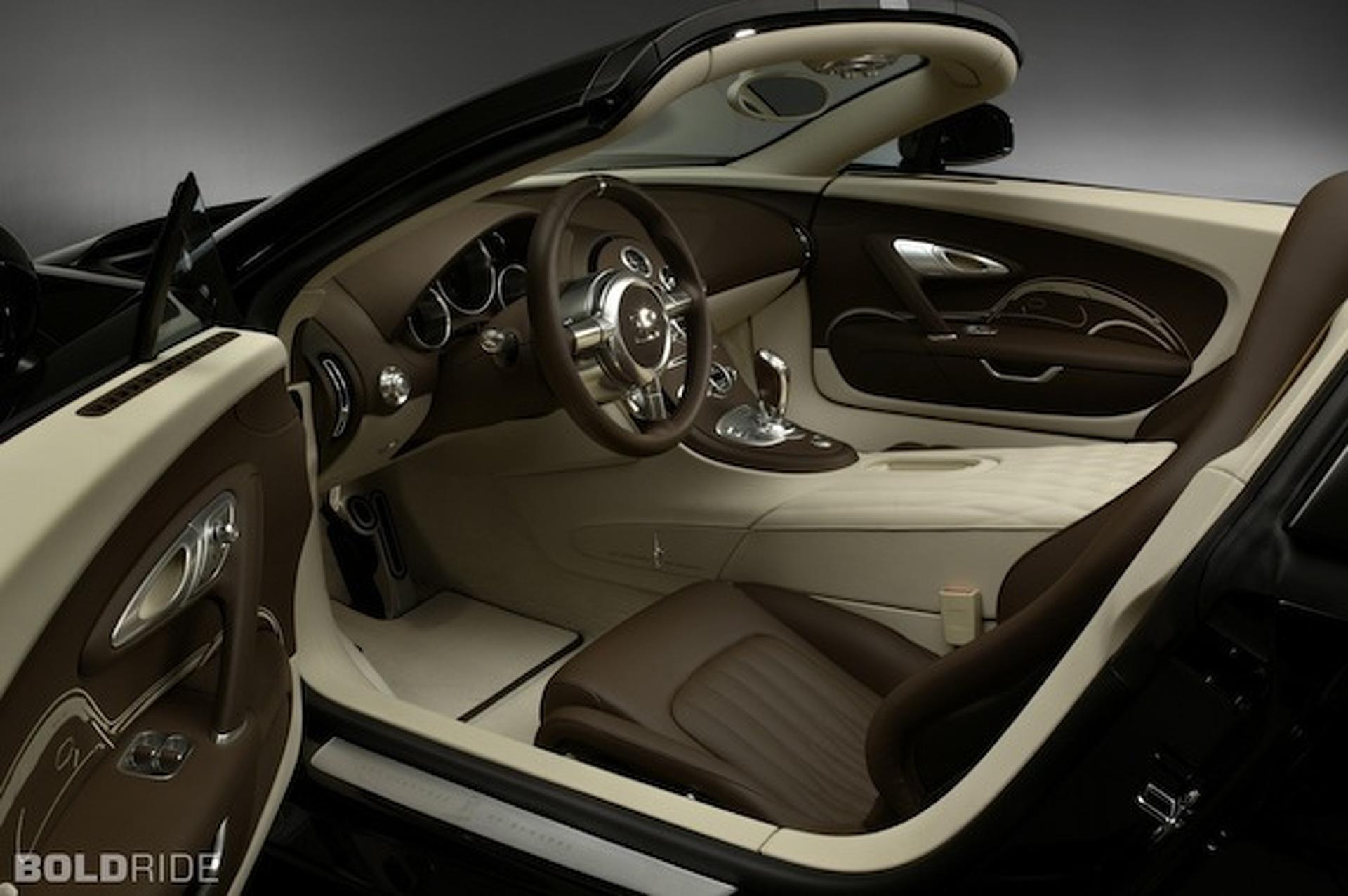 Bugatti Veyron Jean Bugatti Edition Honors Brand's Legendary Designer