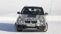 2016 BMW X1 spy photo