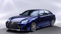 2016 Lexus GS F unveiled with 467 bhp