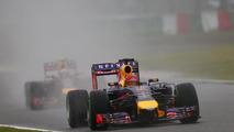Red Bull denies departing Vettel now 'number 2'