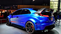 Honda Civic Type R Concept II at Paris Motor Show