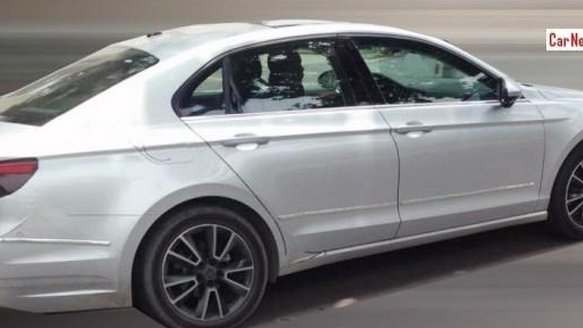 Volkswagen NMC spied once again in production guise without camo