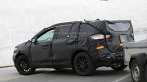 2015 Ford Edge spy photo