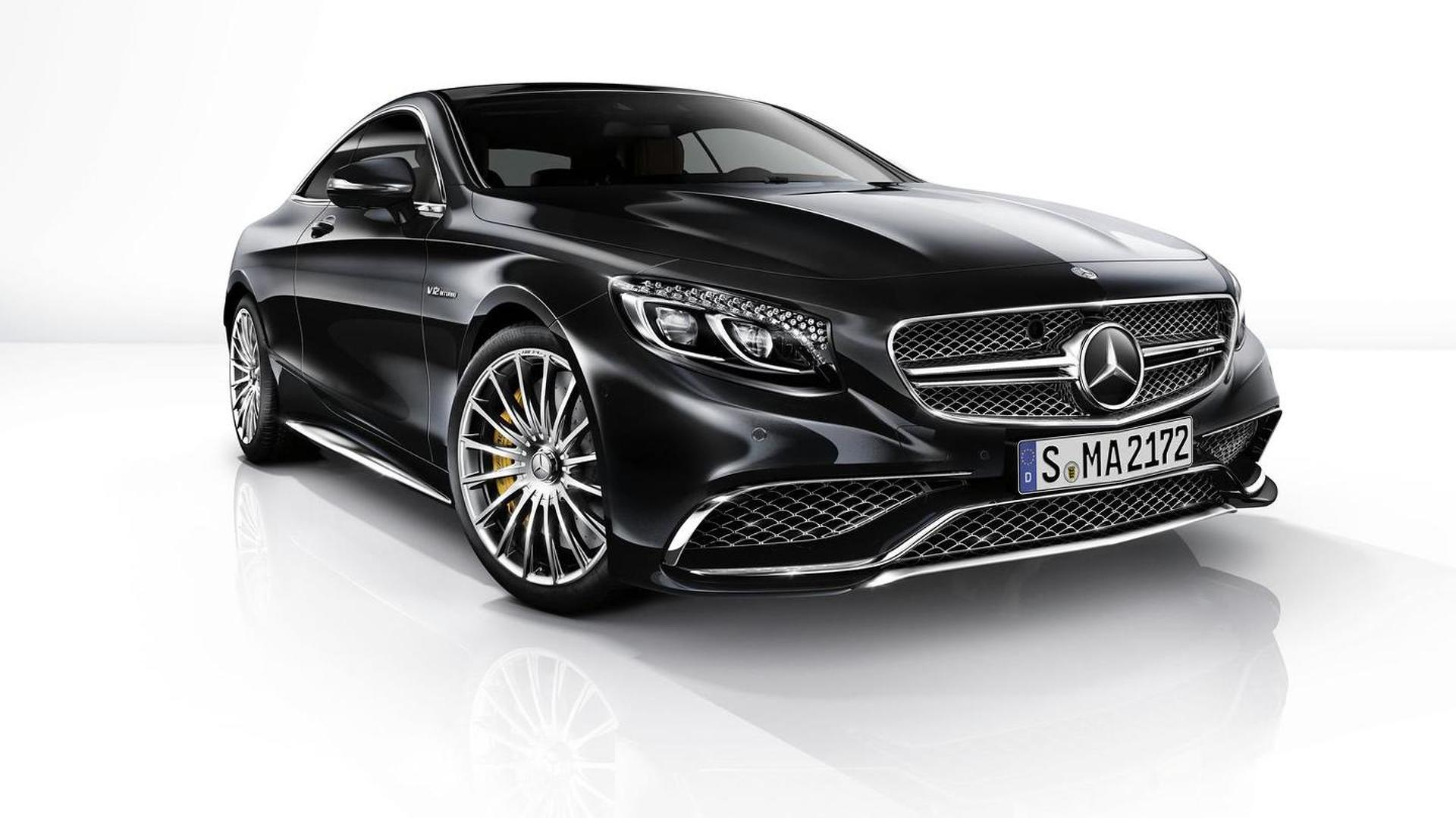 Mercedes-Benz S65 AMG Coupe officially revealed with 630 PS V12 engine