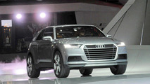 Audi plans to double SUV lineup by 2020 to close gap behind BMW - report