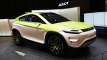 Magna Steyr MILA Coupic concept revealed in Geneva