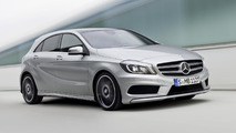 Mercedes rules out an entry-level model to slot below the A-Class - report